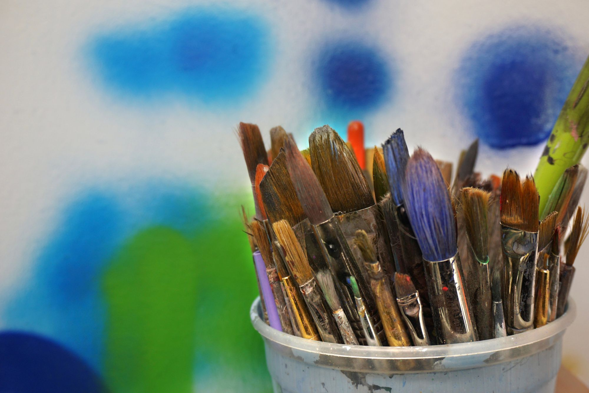 Creating Art to Relieve Stress